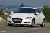 Honda CR-Z 1.5 i-VTEC Sport, Frontansicht