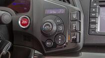 Honda CR-Z, Bedienelemente