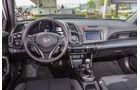 Honda CR-Z, Cockpit, Lenkrad