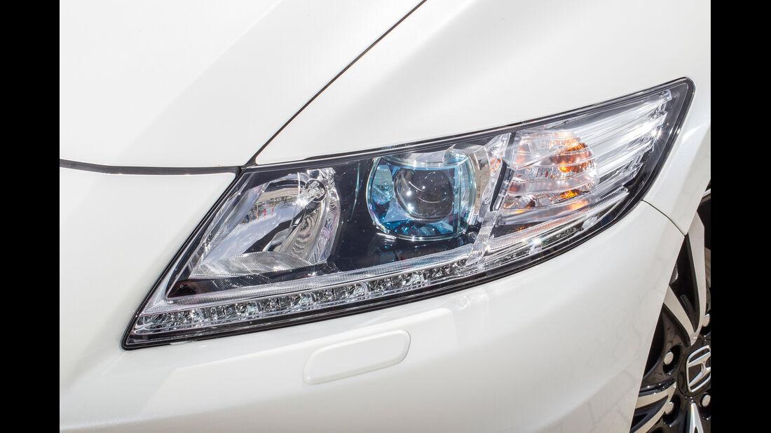 Honda CR-Z, Frontscheinwerfer