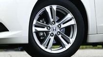 Honda CR-Z GT, Felge