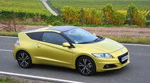 Honda CR-Z GT, Frontansicht