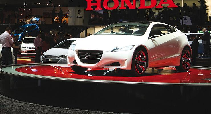 Honda-CR-Z Genf 2009