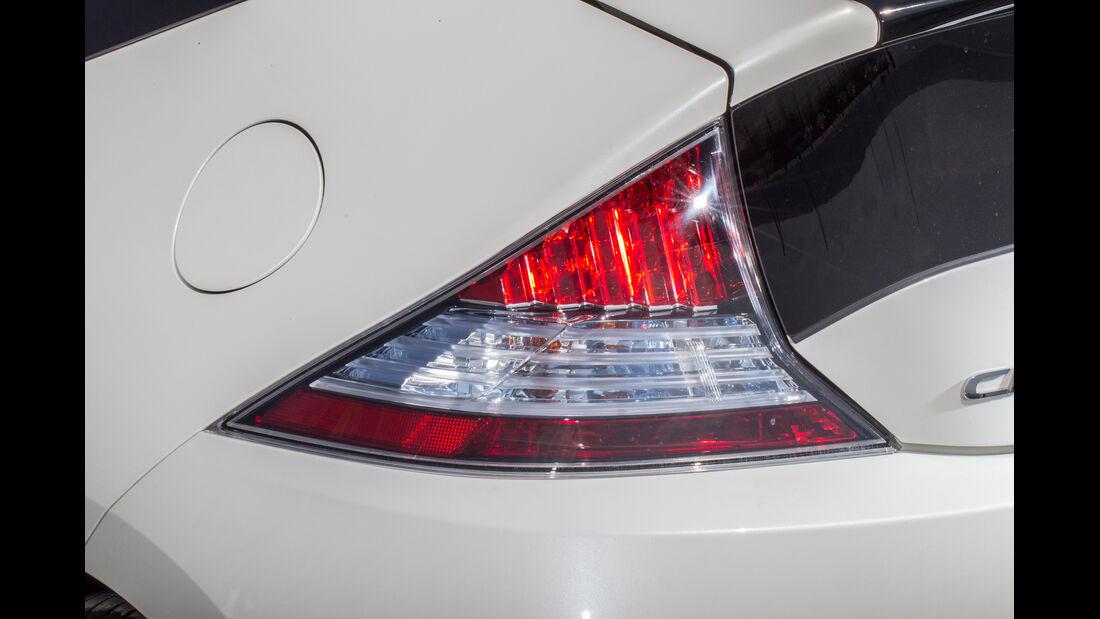 Honda CR-Z, Heckleuchte