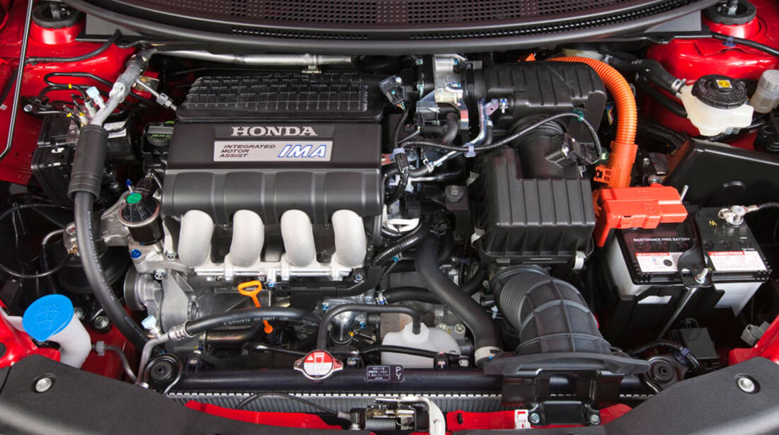 Honda CR-Z Hybrid