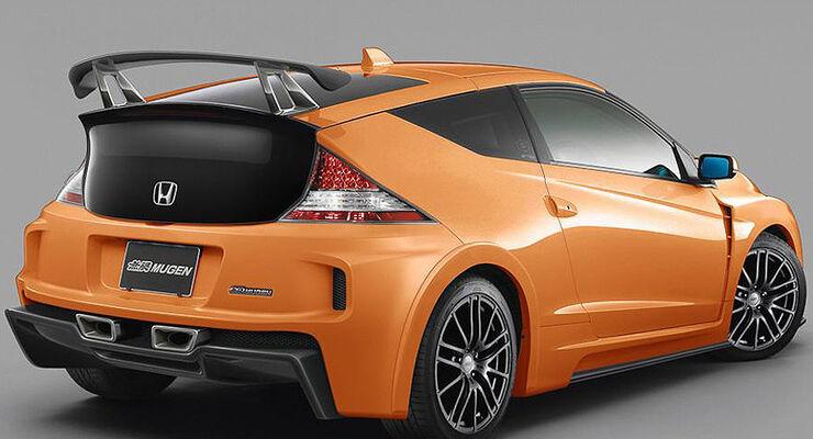 Honda CR-Z Mugen RR