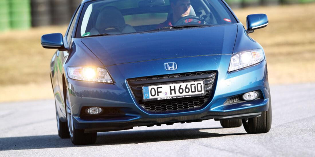 Honda CR-Z Sport, Frontansicht