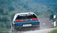 Honda CRX 1.6i-VT, Heckansicht