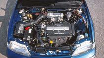 Honda CRX 1.6i-VT, Motor