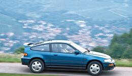 Honda CRX 1.6i-VT, Seitenansicht
