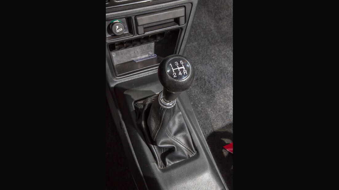Honda CRX, Schalthebel
