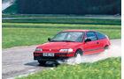 Honda CRX, Seitenansicht