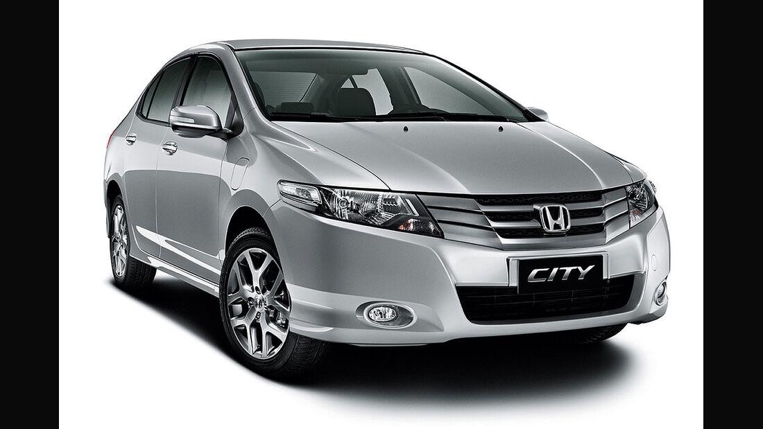 Honda City Brasilien