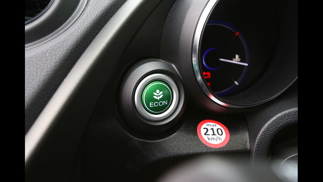 Honda Civic 1.6 i-DTEC, Eco-Taste, Bedienelemente