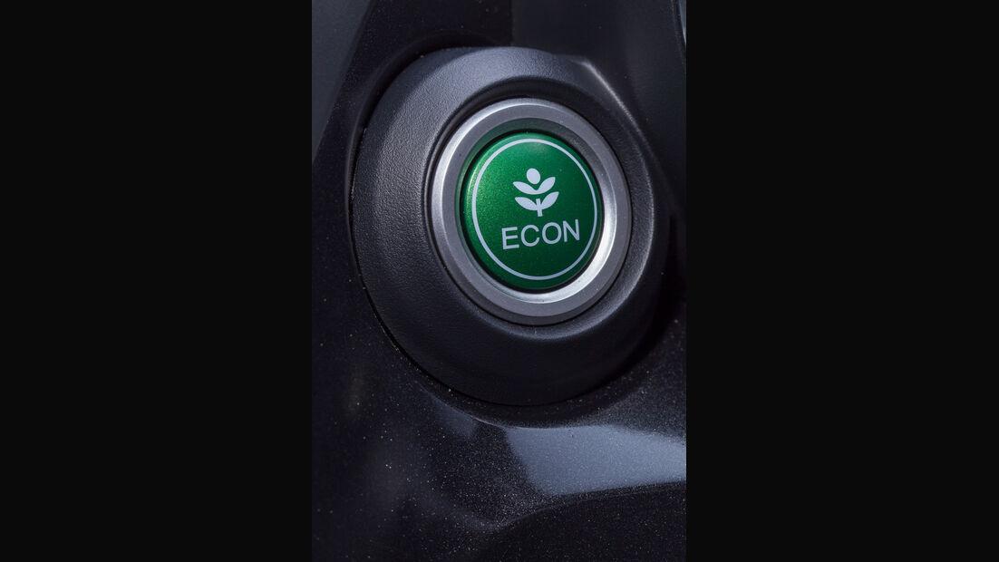 Honda Civic 1.6 i-DTEC, Econ-Knopf, Bedienelement