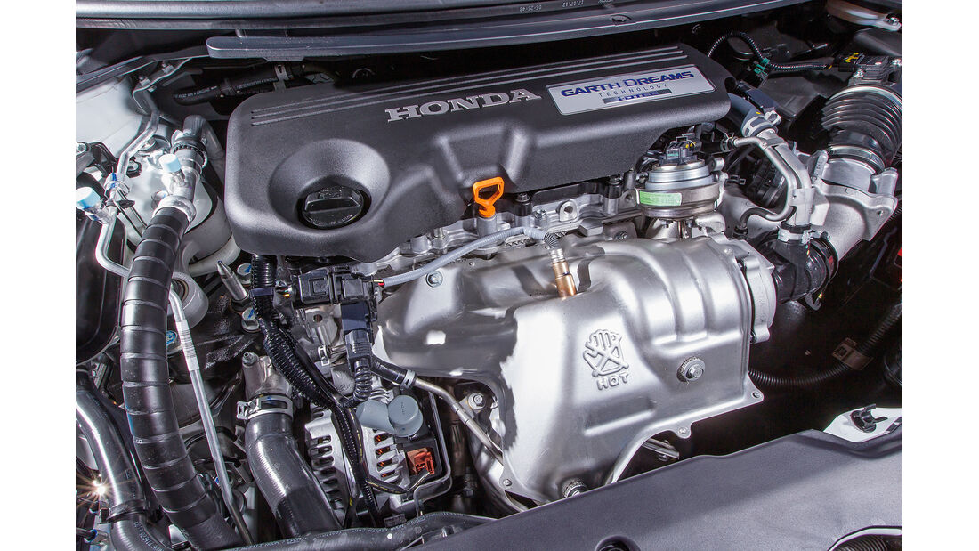 Honda Civic 1.6 i-DTEC, Motor