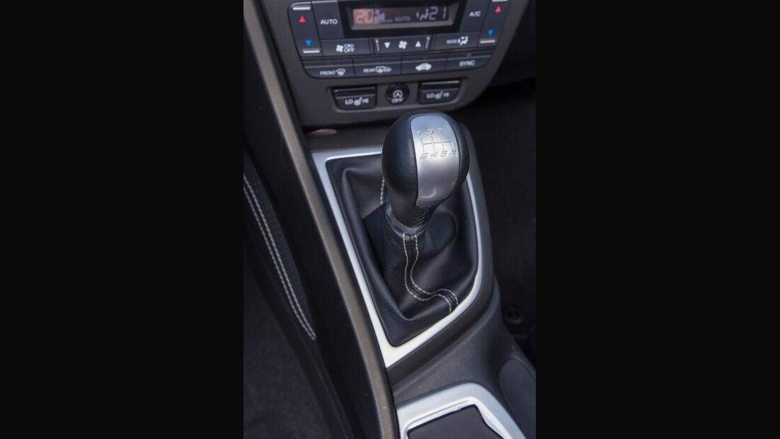 Honda Civic 1.6 i-DTEC, Schalthebel