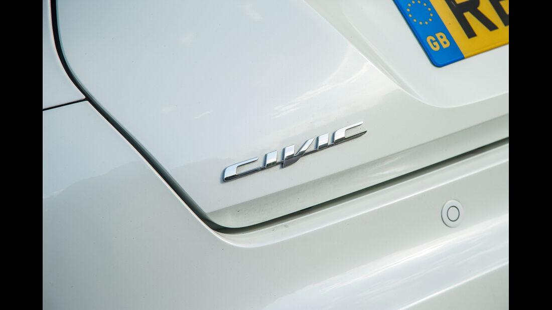 Honda Civic 1.6i-DTEC, Typenbezeichnung