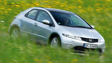 Honda Civic 1.8, Seite, Seitenansicht