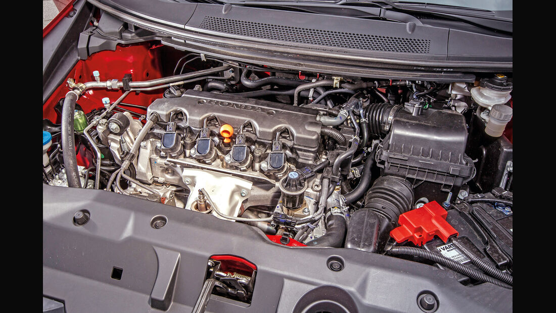 Honda Civic 1.8 i-VTEC Sport, Motor