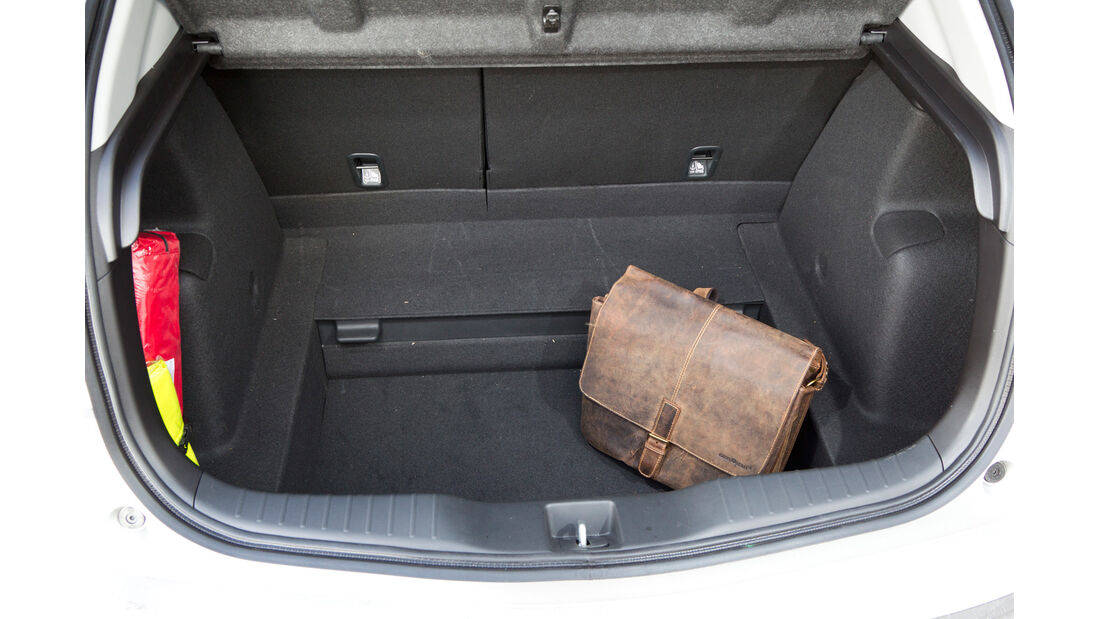 Honda Civic 2.2 i-DTEC, Kofferraum, Ladefläche