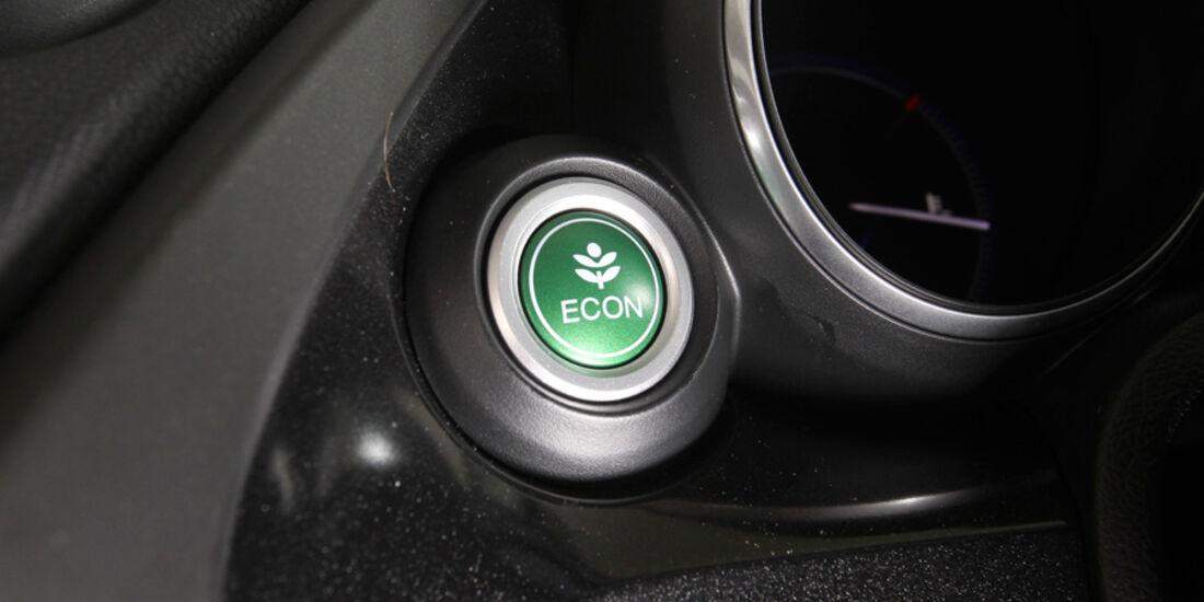 Honda Civic 2.2i-DTEC, Econ-Knopf
