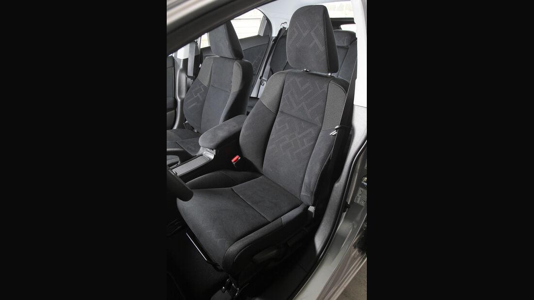 Honda Civic 2.2i-DTEC, Fahrersitz