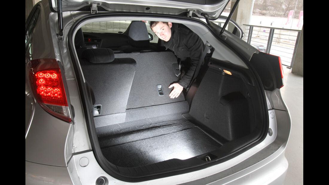Honda Civic 2.2i-DTEC, Kofferraum