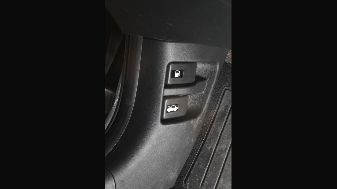 Honda Civic 2.2i-DTEC, Schalter