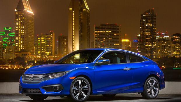 Honda Civic 2018 (US)