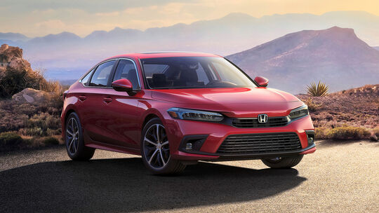 Honda Civic 2021 Limousine