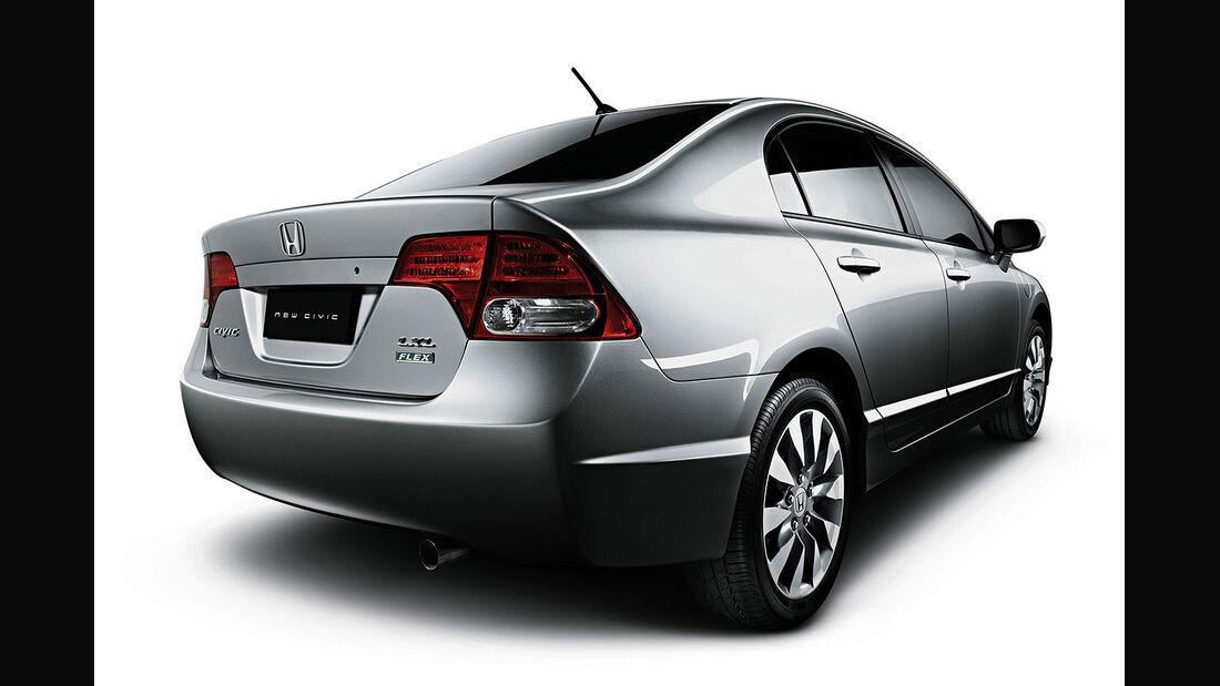Honda Civic Brasilien
