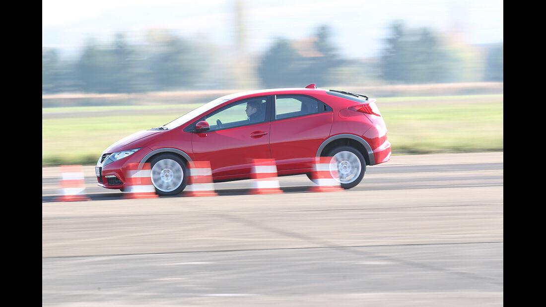 Honda Civic, Bremsen