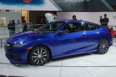 Honda Civic Coupé USA L.A. Autoshow