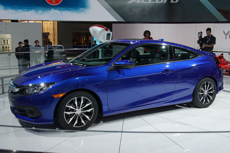 Honda Civic (10. Generation) Technische Daten - auto motor und sport