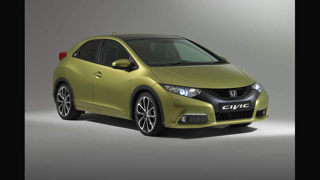 Honda Civic Crashtest