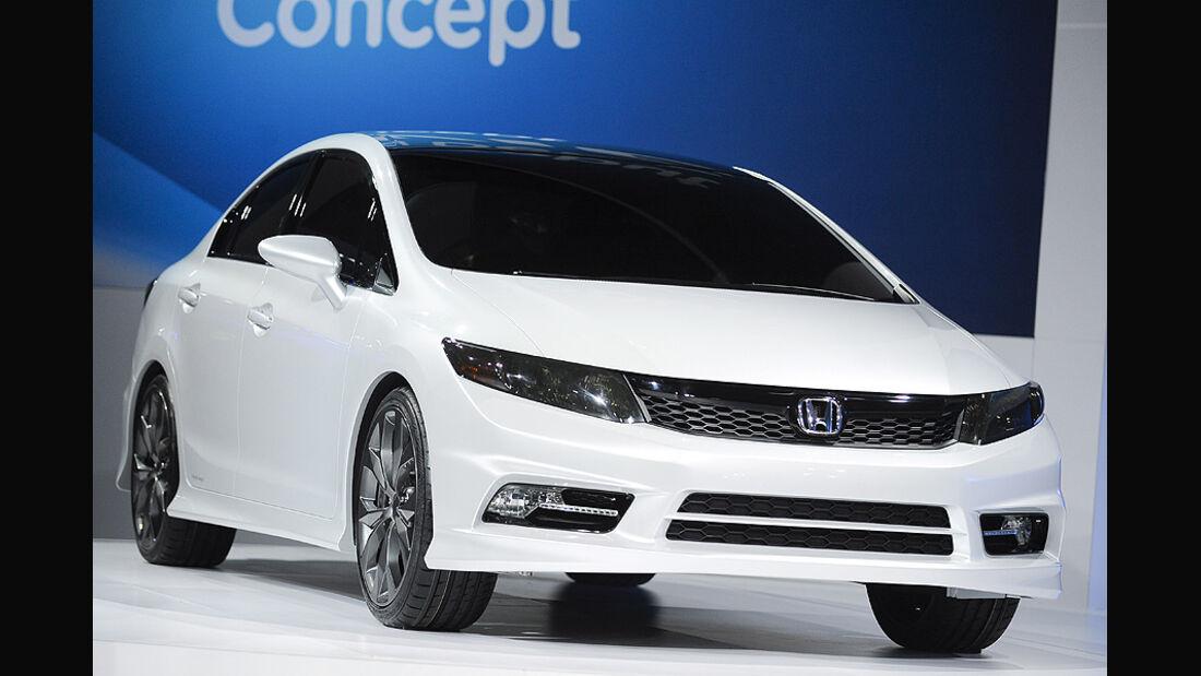 Honda Civic, Detroit Motor Show