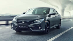 Honda Civic Facelift 2020