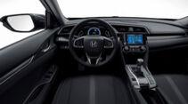 Honda Civic Facelift 2020