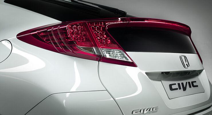 Honda Civic Heckklappe