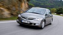 Honda Civic Hybrid, Frontansicht