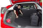 Honda Civic, Kofferraum