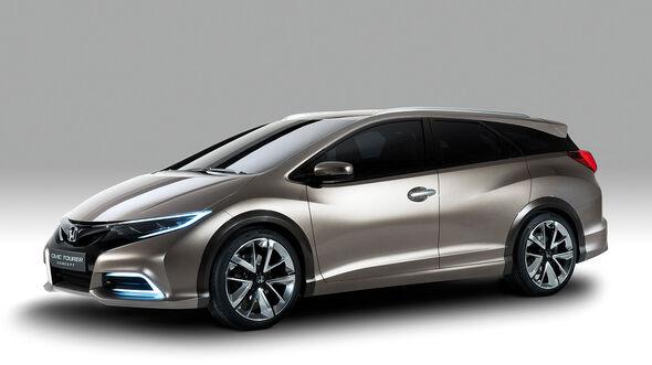 Honda Civic Kombi Wagon