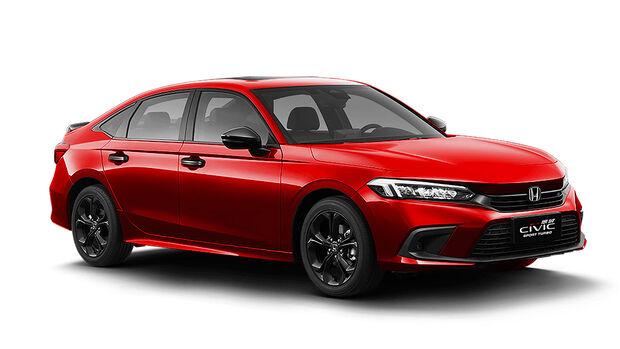 Honda Civic Limousine China