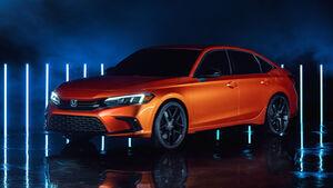 Honda Civic Prototyp 2021