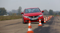 Honda Civic, Slalom
