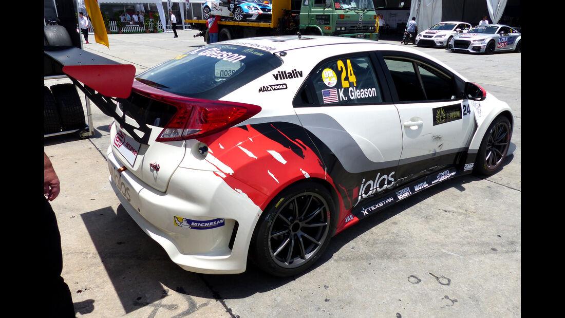 Honda Civic - TCR International - 2015