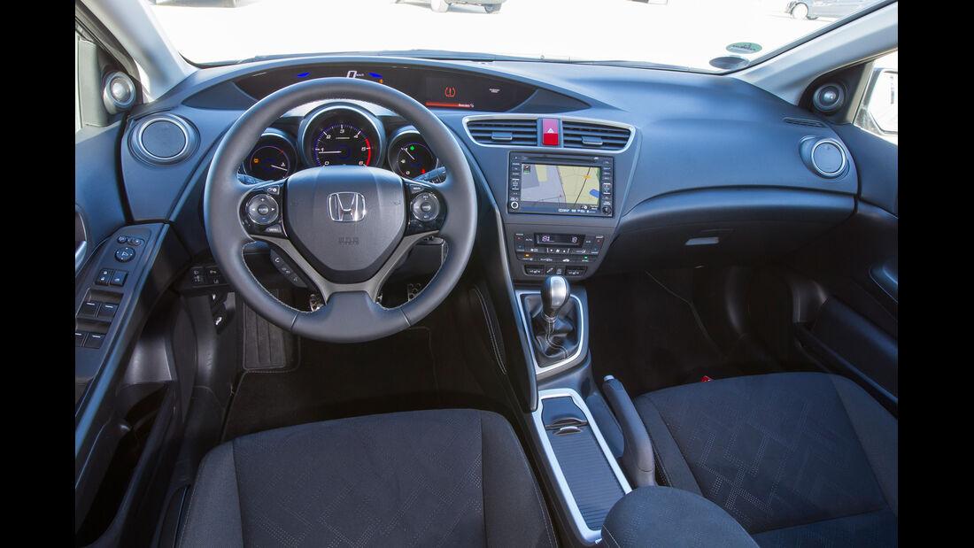 Honda Civic Tourer 1.6 i-DTEC, Cockpit
