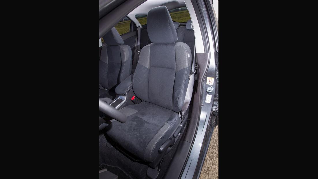 Honda Civic Tourer 1.6 i-DTEC, Fahrersitz