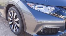 Honda Civic Tourer 1.6 i-DTEC, Frontscheinwerfer